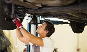 $89 for Auto Air Conditioner Inspection