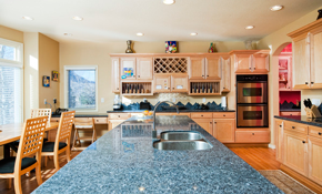 $360 for Kitchen Granite Countertop Cleaning...