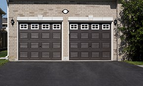 $85 Garage Door Tune-Up and Roller Replacement