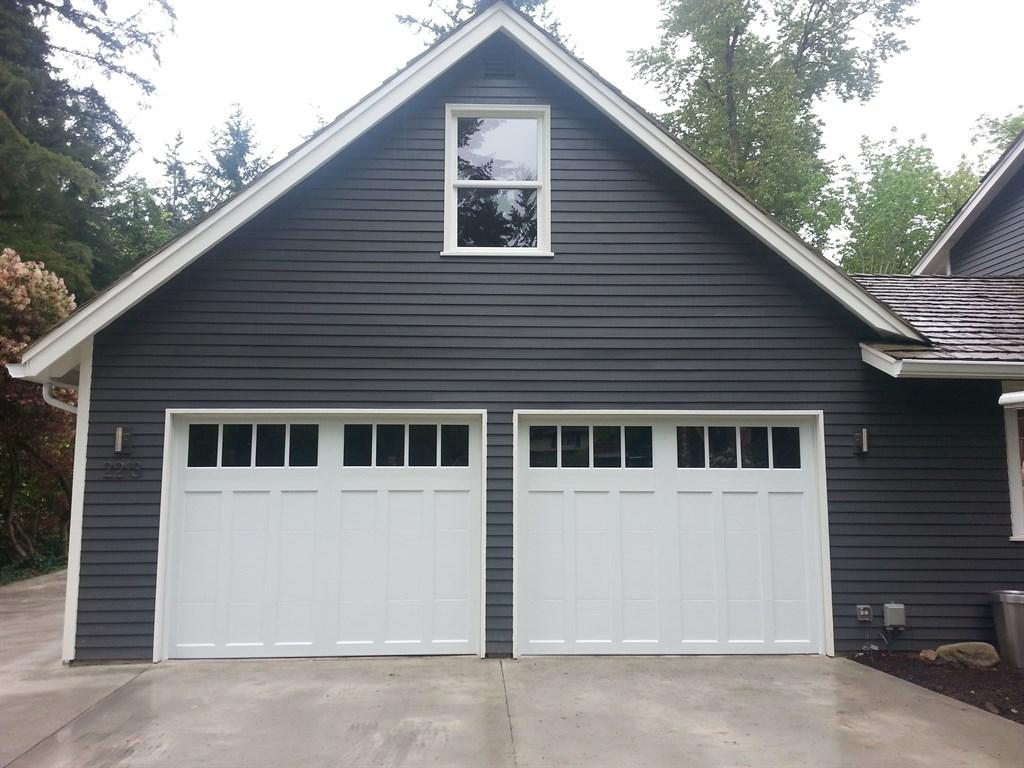 768 #505A66 Door Reconditioning Plus All City Garage Door $ 184 Single Garage Door  wallpaper Garage Doors Kent 37251024