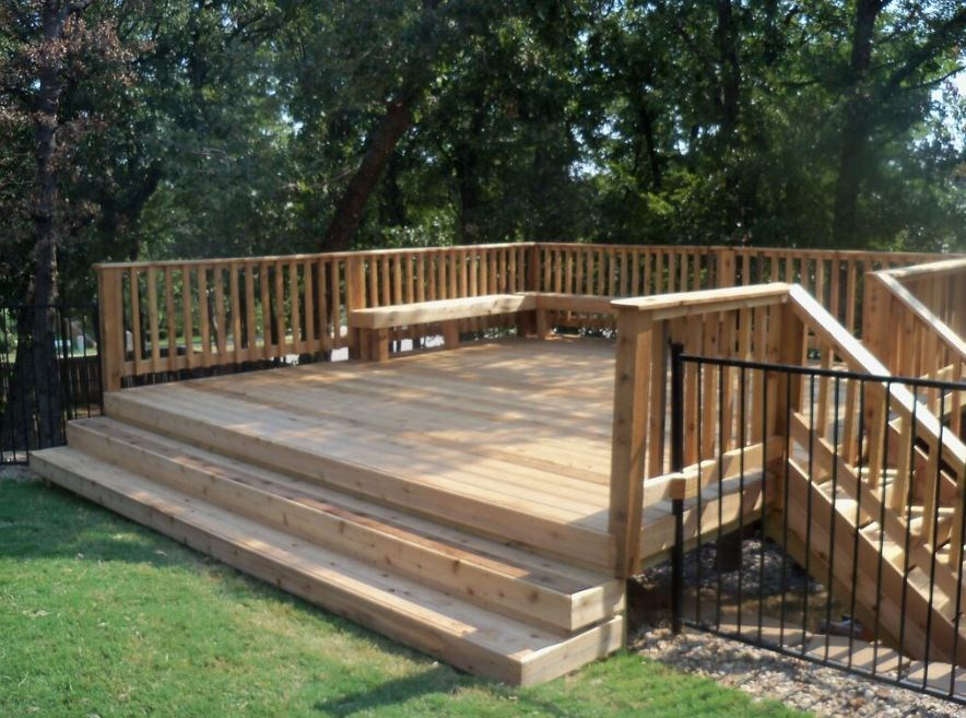 Budget fence n deck dallas tx 75229 angies list for Budget fence and patio