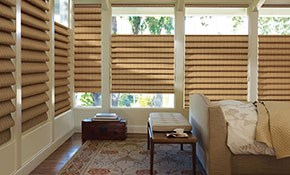 $50 for $100 Toward Purchase of Hunter Douglas...