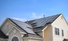 $250 for $500 Credit Toward a Solar Panel...