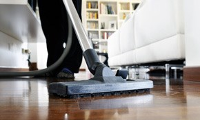 $125 for 2 Housecleaners for 2 Hours (4 Cleaning...