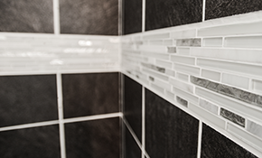 $625 Full Shower Tile Re-Grout