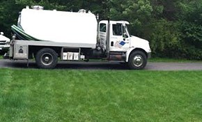 $450 for an Open Tank Septic Inspection for...
