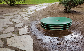 $225 for a up to 1,000 Gallon Septic Tank...