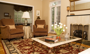 $89 for Oriental Rug Dusting up to 100 Square...