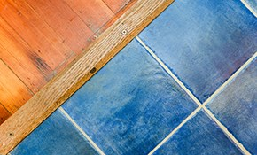 $149 for Tile and Grout Cleaning Up to 300...