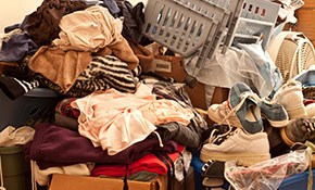 $125 for Junk Hauling and Removal (1/8th...