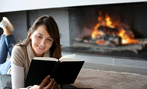 $99 for $500 Toward a Wood Stove or Insert