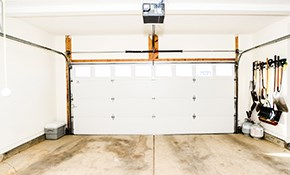 $130 for Garage Door Tune-Up with Roller...
