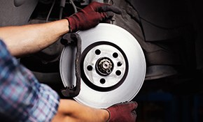 $39 Brake Inspection and $39 Repair Credit