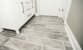$100 for $250 Worth of Luxury Vinyl Tile