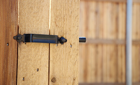 $129 for a Wooden Fence Maintenance Package