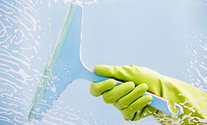 $150 for a Comprehensive Window Cleaning...