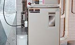 $1499 for a New Rheem Gas Furnace Installed