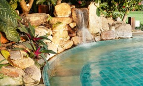 $29,995 for Desert Pool and Landscape Package