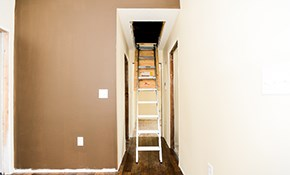 $175 for a Heavy Duty, Premium, Attic Access/Door...