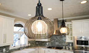 $100 for $150 Credit Toward Electrical Lighting...