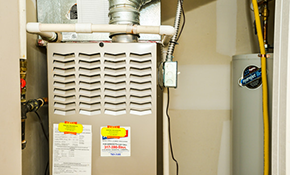 $250 for $300 Credit Toward HVAC Install