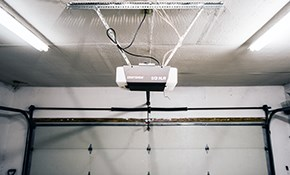 $169 for a Garage Door Tune-Up and Roller...
