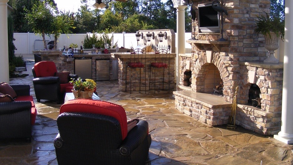 Rz professionals houston tx 77039 angies list for Isokern outdoor fireplace prices