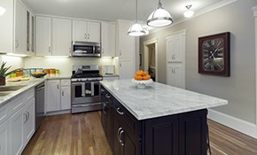 $119 Kitchen Design Consultation with Floor...