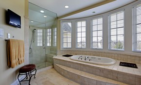 $1,099 Deposit for a Complete Bathroom Remodel
