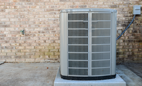 $6278 for High-Efficiency Air Conditioner...