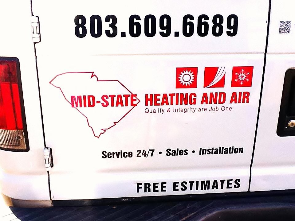 Mid State Heating And Air Columbia Sc 29203 Angies List
