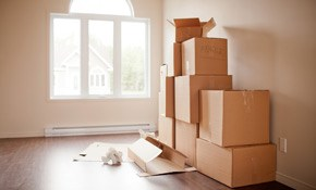 $100 for $200 Credit Toward Moving Services