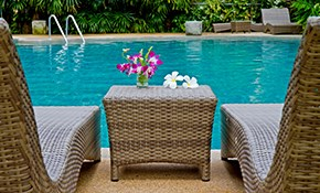 $285 for 3 Months of Pool Service with 1...