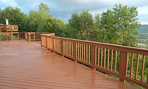 $625 Deck Restoration up to 400 Square Feet