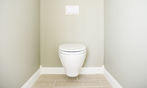 $125 for Toilet Installation Labor
