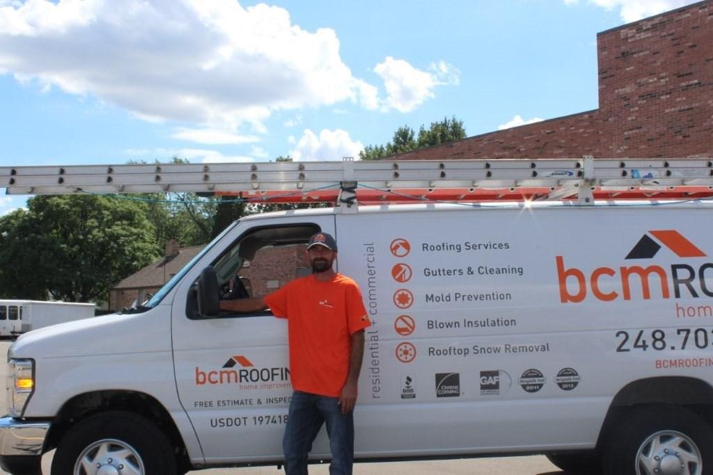 Bcm Roofing Troy Mi 48083 Angies List