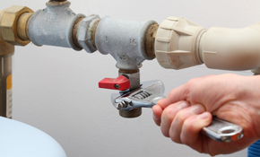$39 Plumbing Service Call Plus Credit Toward...