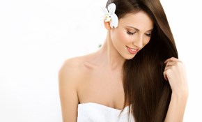 $77 for Women's Haircut with Kérastase Treatment