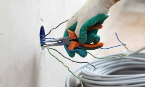 $144 for $190 Toward Electrical Services