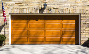 $225 for Garage Door Reconditioning and Roller...