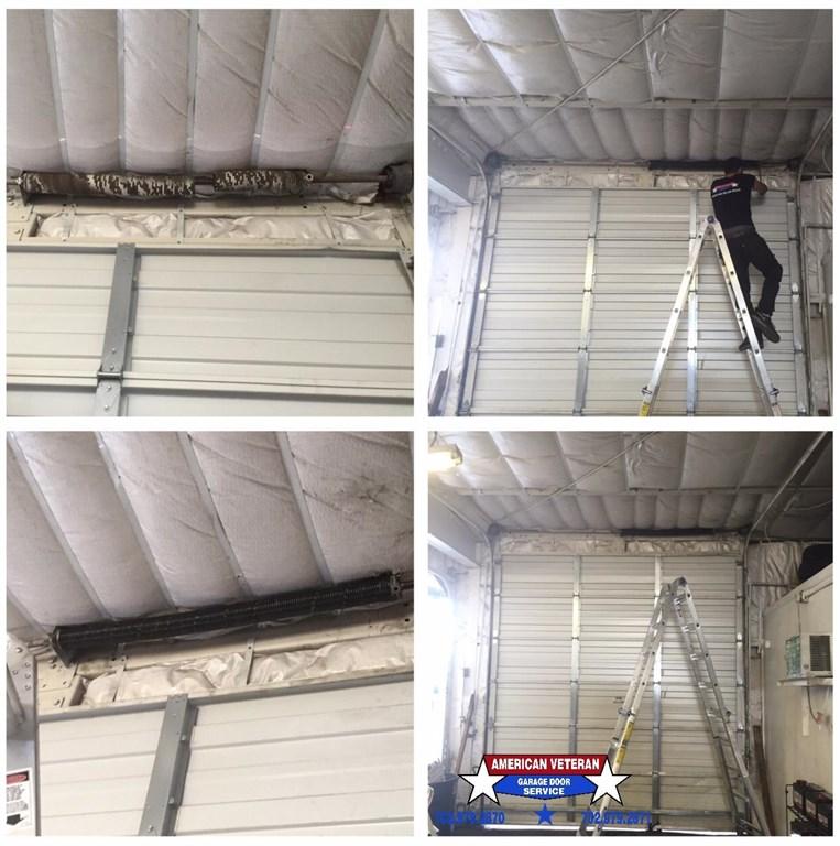 American veterans garage doors las vegas nv 89123 for Veteran garage door