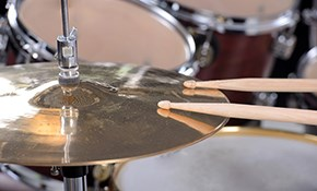 $40 for 1 Hour of In-Home Drum Lessons
