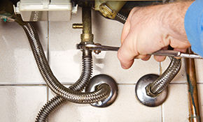$150 Plumbing Service Call Plus 1 Hour Labor