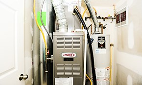 $129 for your choice of a Furnace or Air-Conditioner...