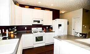 $1,495 Deposit for Complete Kitchen Remodel...