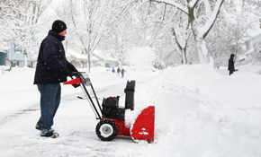 $99 Snow Blower Tune-Up or Lawn Mower Winterization