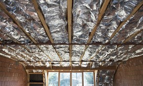$669 for 500 Square Feet of Foil Radiant-Barrier...
