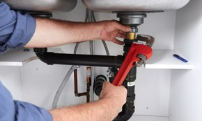 $260 for Three Hours of Plumbing Services