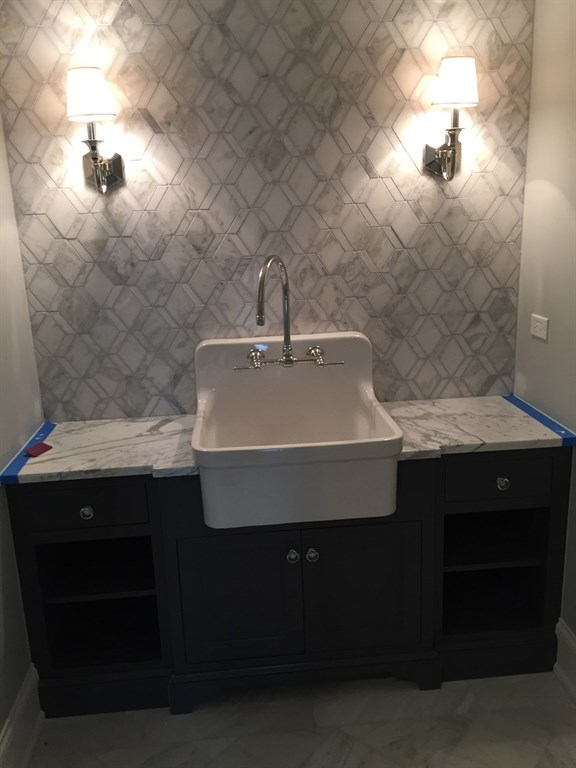Custom Bathroom Vanity 3