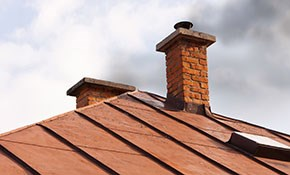 $90 for $100 Credit Towards a Chimney Cap,...